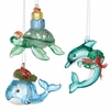Item # 117084 - Santa's Sea Helper Christmas Ornament