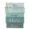 Item # 117086 - The Beach Is My Happy Place Sign