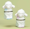 "Item # 134058 - 3.375"" Baby's First Christmas Lamb Ornament"