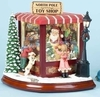 "Item # 134147 - 8"" Santa's North Pole Toy Shop"