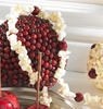 Item # 140001 - 6 Foot Long Popcorn/Cranberry Garland