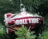 Item # 141009 - University of Alabama Crimson Tide Glittered Blimp Ornament