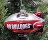 Item # 141011 - University of Georgia Bulldogs Blimp Ornament