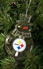 Item # 141046 - Pittsburgh Steelers Traditional Snowman Ornament