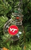 Item # 141047 - Virginia Tech Hokies Traditional Snowman Ornament