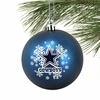 Item # 141079 - Dallas Cowboys Shatterproof Christmas Ornament