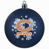 Item # 141106 - Chicago Bears Shatterproof Christmas Ornament