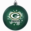 Item # 141110 - Green Bay Packers Shatterproof Christmas Ornament