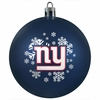 Item # 141115 - New York Giants Shatterproof Christmas Ornament
