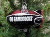 Item # 141249 - University of South Carolina Gamecocks Blimp Ornament