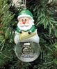 Item # 141259 - University of North Carolina At Charlotte 49ers Santa Snow Globe Ornament