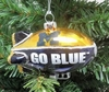 Item # 141279 - Michigan Wolverines Blimp Ornament