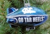 Item # 141280 - University of North Carolina Tar Heels Blimp Ornament