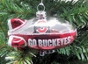 Item # 141282 - Ohio State Buckeyes Blimp Ornament