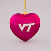 Item # 146103 - Virginia Tech Hokies Heart Ornament