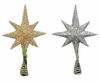 Item # 146515 - Gold/Silver Star Tree Topper