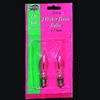 Item # 146739 - Set of 2 C7 Size Flicker Flame Bulbs
