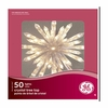 Item # 146787 - Crystal Tree Topper With 50 Lights