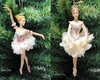 Item # 147040 - Ballerina With Poofed Skirt Christmas Ornament