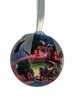 Item # 152072 - Williamsburg Collage Ball Christmas Ornament