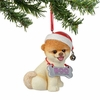 Item # 156109 - Boo The World's Cutest Dog With Bone Tag Ornament