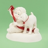 Item # 156173 - Puppy For Christmas Snowbabies Collectible Figure