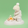 Item # 156199 - Extra Toasty Snowbabies Collectible Figure