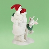 Item # 156231 - Playdate W/Santa Snowbabies Collectible Figure