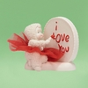 Item # 156283 - Love Letters Snowbabies Collectible Figure