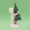 Item # 156295 - Tree Hugger Snowbabies Collectible Figure