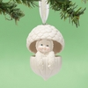 Item # 156303 - Baby Acorn Snowbabies Collectible Christmas Ornament