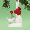 Item # 156308 - Advice From An Expert Snowbabies Collectible Christmas Ornament