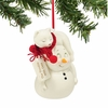 Item # 156438 - The Trouble With Cats Snowbabies Collectible Christmas Ornament