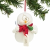 Item # 156439 - Happy Hour Snowman Ornament