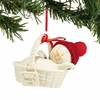 Item # 156460 - Baby's First Christmas Snowbabies Collectible Christmas Ornament