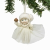 Item # 156471 - Goddess Of Chocolate Snowbabies Collectible Christmas Ornament