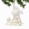 Item # 156504 - Chilly Chick Chat Snowbabies Collectible Christmas Ornament