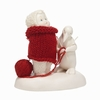 Item # 156509 - My Christmas Sweater Snowbabies Collectible Figure