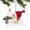 Item # 156532 - Oh Deer Snowbabies Collectible Christmas Ornament