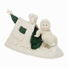 Item # 156565 - It Looked Smaller In The Snowbabies Collectible Figure