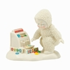 Item # 156586 - Fisher Price Cash Register Snowbabies Collectible Figure