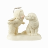 Item # 156618 - Bless All Things Large Snowbabies Collectible Figure