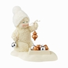 Item # 156629 - Unpacking the Ornaments Snowbabies Collectible Figure