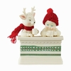 Item # 156650 - Coffee Talk Snowbabies Collectible Figure