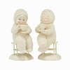 Item # 156652 - Tea For Two Me And You Snowbabies Collectible Figure