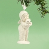Item # 156654 - Kitten Carrier Snowbabies Collectible Ornament