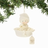 Item # 156677 - Baby's First Christmas Snowbabies Collectible Christmas Ornament