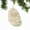 Item # 156694 - Angel Napping On Cloud Snowbabies Collectible Christmas Ornament