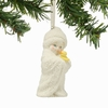 Item # 156699 - Squeaky Clean Snowbabies Collectible Christmas Ornament