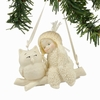 Item # 156713 - Wise Advice Snowbabies Collectible Christmas Ornament